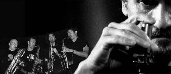XIII Stagione Concertistica a Fossombrone, Sax Four Fun e Javier Girotto