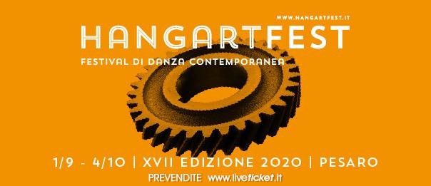 Hangartfest Festival di Danza Contemporanea