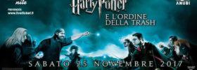 Harry Potter & l'ordine della Trash all'Ausonia Beach Club di Trieste