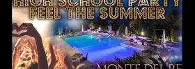 High School Party 2017 all'Hotel Monte del Re di Dozza