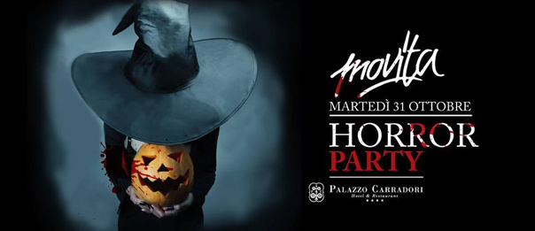 Movita Horror party a Palazzo Carradori di Montefano