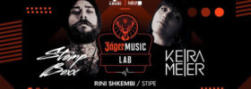 Helpiscoming - JagerMusic lab with Stomp Boxx - Keira Meier all'Ausonia Beach Club di Trieste