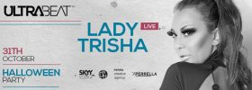 """Halloween Party """"Lady Trisha"""" live all'Ultra Beat a Monteforte Irpino"""