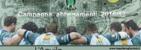 L'Aquila Rugby Club - Campionato Serie A