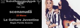 """Scenanuda 2017 """"Le Gattare Juventine"""" al Teatro Beniamino Joppolo di Patti"""