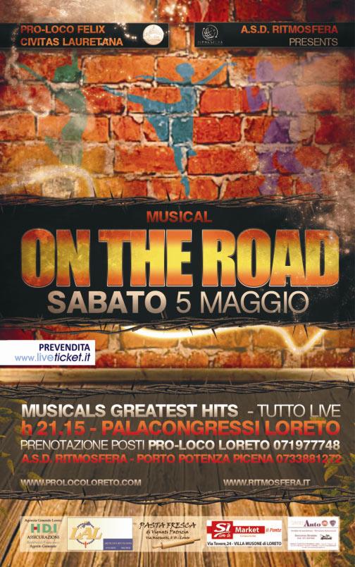 On The Road al Palacongressi di Loreto