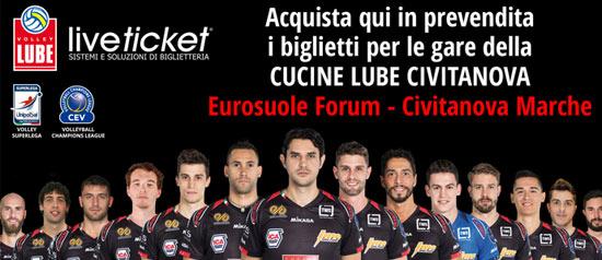 Lube Volley Campionato Italiano Superlega 2016/2017