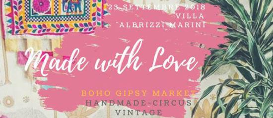 Made with love alla Villa Albrizzi Marini a San Zenone degli Ezzelini