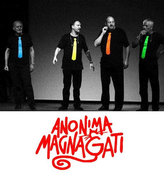 "Anonima Magnagati in ""Fioidepadana"""
