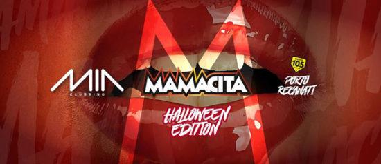 Mamacita Halloween party al Mia Clubbing di Porto Recanati