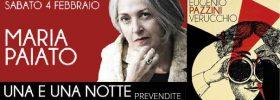 """""""Una e una notte"""" Maria Paiato legge Flaiano al Teatro Pazzini di Verucchio"""