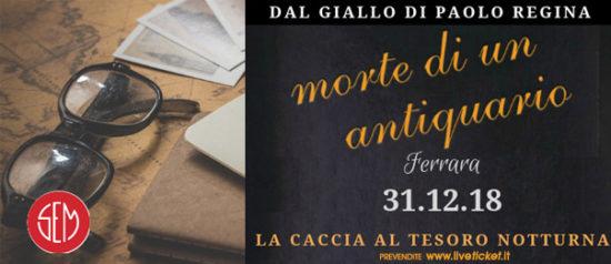 Morte di un antiquario a Ferrara