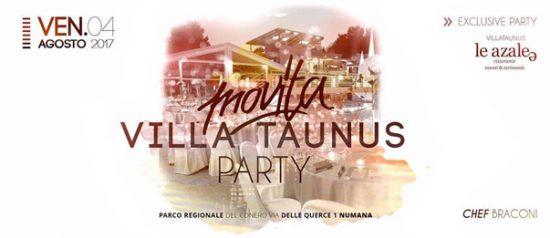 Movita Villa Taunus Summer Party a Villa Taunus Le Azalee a Numana