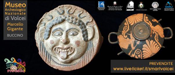 """Museo Archeologico Nazionale di Volcei """"Marcello Gigante"""" a Buccino"""