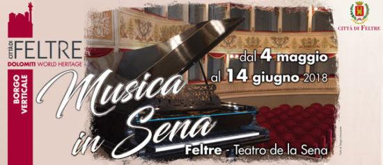 Musica in Sena al Teatro de la Sena a Feltre