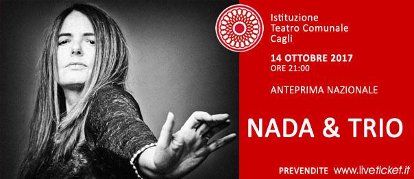 Nada & Trio al Teatro di Cagli