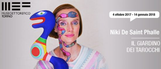 "Niki de Saint Phalle ""Il giardino dei Tarocchi"" al Museo Ettore Fico a Torino"