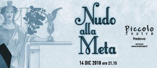 Nudo alla meta al Piccolo Teatro di Padova