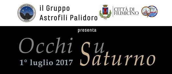 Occhi su Saturno 2017 a Villa Guglielmi di Fiumicino
