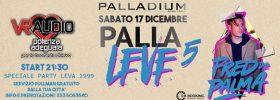 Palla leve 5 al Palladium di Acqui Terme