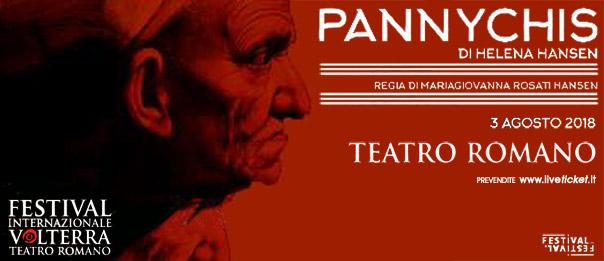 Pannychis al Teatro Romano a Volterra