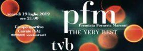 PFM - TVB the very best concerto al Campo Sportivo Oratorio di Bolladello di Cairate