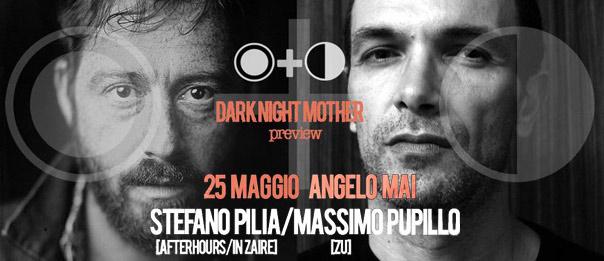 Darknight mother feat. Stefano Pilia e Massimo Pupillo all'Angelo Mai di Roma
