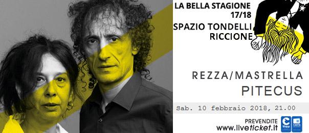"""Rezza/Mastrella """"Pitecus"""" allo Spazio Tondelli di Riccione"""