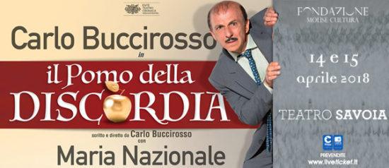 Il pomo della discordia al Teatro Savoia di Campobasso