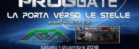 PROGgate - La Porta verso le Stelle al Q77 di Torino