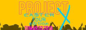 Project X - Easter tour edition al Masai Club Cagli