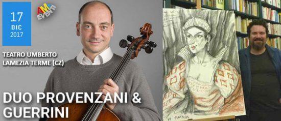 Duo Provenzani & Guerrini al Teatro Umberto di Lamezia Terme