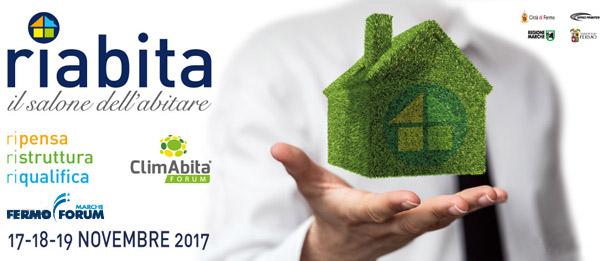 Riabita 2017 al Centro Fiere Fermo Forum a Fermo