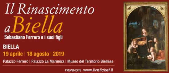 """""""Il Rinascimento a Biella. Sebastiano Ferrero e i suoi figli"""" a Biella"""