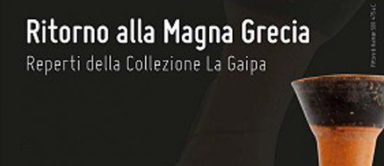 Ritorno alla Magna Grecia al Palazzo Duchi di Santo Stefano a Taormina