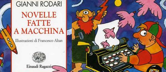 Il mondo in scatola di Gianni Rodari