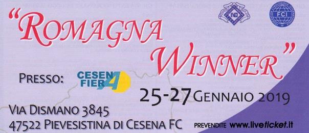 Romagna Winner a Cesena Fiera