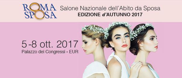 RomaSposa - Edizione d'autunno al Palazzo dei Congressi - EUR a Roma