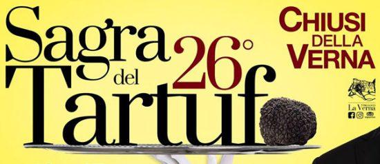 26° Sagra del Tartufo al Parco Macchini a Chiusi della Verna
