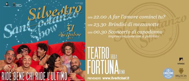 Ride bene chi ride l'ultimo al Teatro della Fortuna a Fano