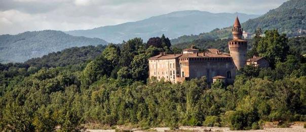 San Valentino al Castello di Rivalta a Gazzola