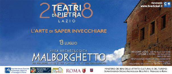 L'arte di saper invecchiare all'Area Archeologica Malborghetto a Roma