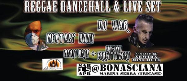 St. Saturday Live Music al BonaSciana di Marina Serra