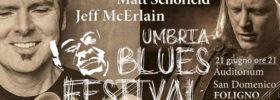 Umbriablues Festival - Matt Schofield & Jeff McErlain all'Auditorium San Domenico di Foligno