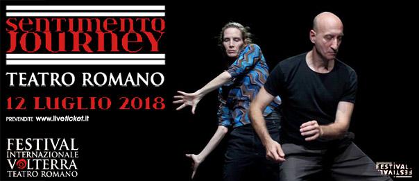 Sentimento journey al Teatro Romano a Volterra