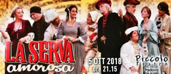 La serva amorosa al Piccolo Teatro di Padova