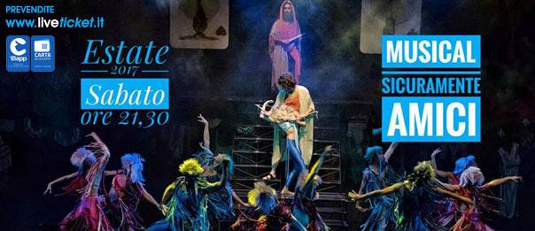 """""""Sicuramente amici"""" al Teatro Leo Amici di Rimini"""