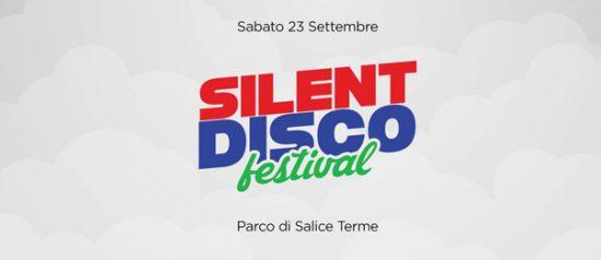 Silent Disco Festival 2017 al Club House a Salice Terme