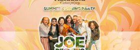 Summer closing party - Joe Dibrutto in concerto all'Hotel Monte del Re di Dozza