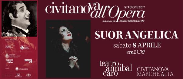 Suor Angelica al Teatro Annibal Caro di Civitanova Marche Alta
